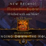 Diablo 3 Mighty Blow