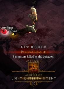Diablo 3 Pulverized