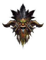 Diablo 3 Witch Doctor Crest