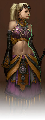 Diablo 3 Enchantress