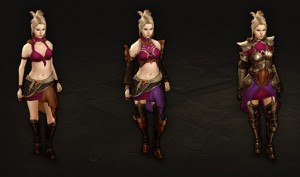 Diablo 3 Enchantress Gear