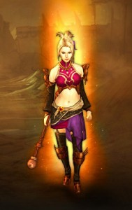Diablo3 Enchantress Character