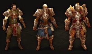 Diablo 3 Templar Gear