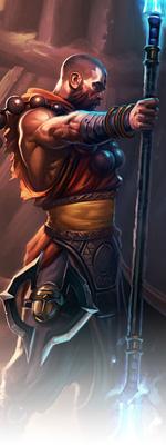 Diablo 3 Monk Class